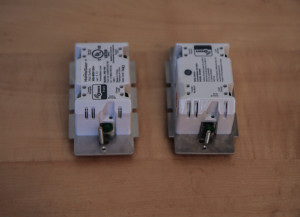 HomeSeer HS-WS100+ compared to GE 12722 (back)