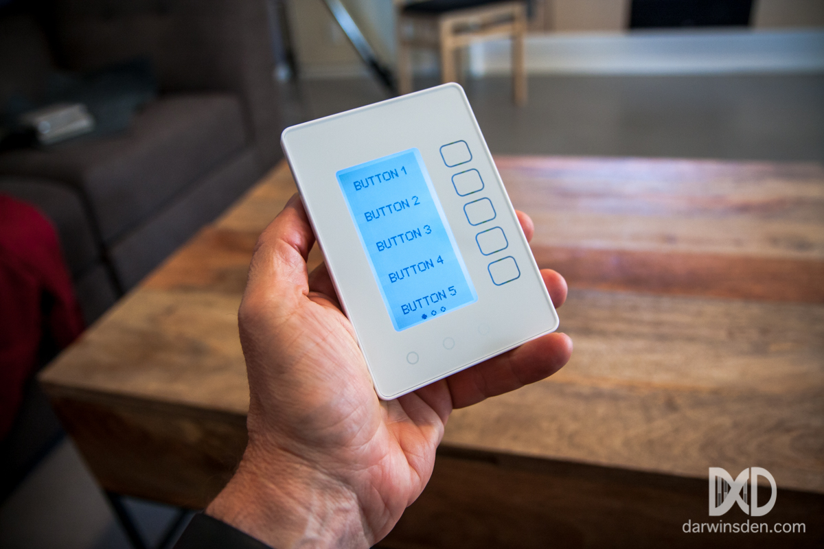 Nexia One Touch Control Review & SmartThings Device Handler