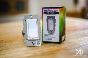 The HomeSeer HS-FC200+ Fan Controller